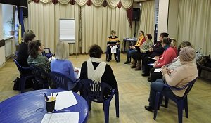 The training for the social workers in the ICF «Jewish Hesed «Bnei Azriel»