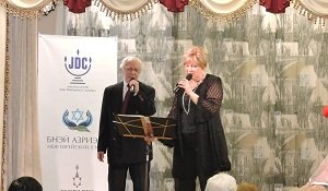 Duet «MichElle» gathers friends in the ICF «Jewish Hesed «Bnei Azriel»
