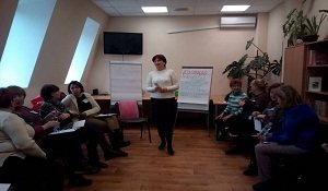 The training of social workers in the ICF «Jewish Hesed «Bnei Azriel»: resolving difficult situations