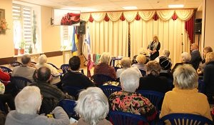 Lessons of people's wisdom and life secrets in the ICF «Jewish Hesed «Bnei Azriel»