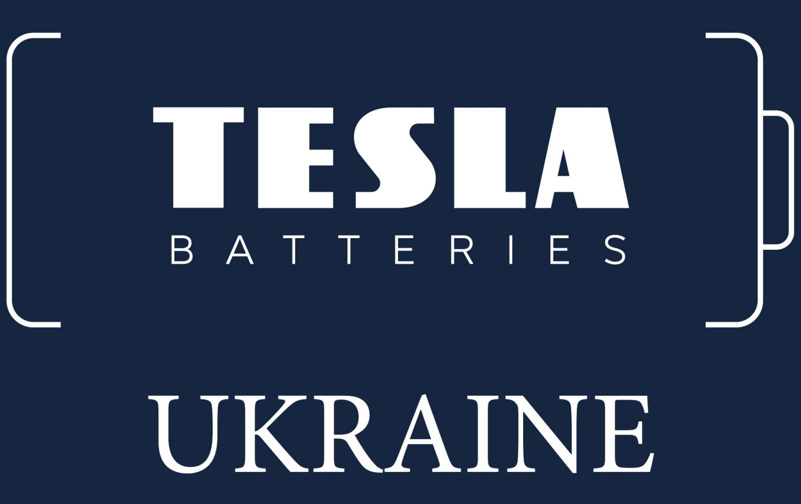 Tesla Batteries Ukraine